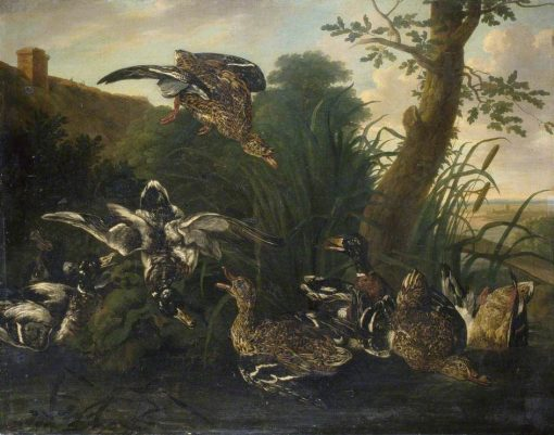 Wildfowl | Frans Snyders | Oil Painting
