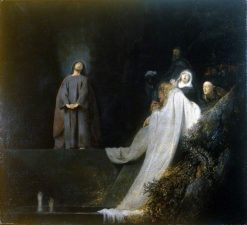 The Raising of Lazarus | Jan Lievens | Oil Painting