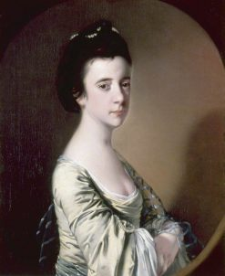 Catherine Sophia Macauley | Joseph Wright of Derby | Oil Painting