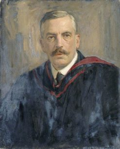 Doctor Cyril Norwood | Reginald Grenville Eves | Oil Painting