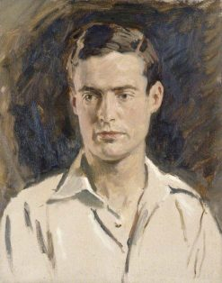 Portrait of a Young Man | Reginald Grenville Eves | Oil Painting