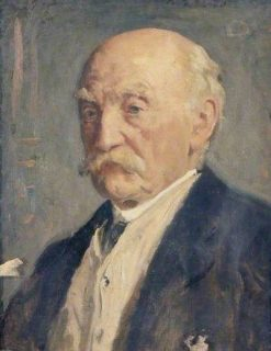 Thomas Hardy | Reginald Grenville Eves | Oil Painting