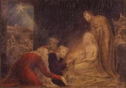 Adoration of the Kings | William Blake | Oil Painting