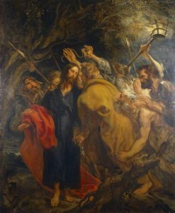 The Betrayal of Christ | Anthony van Dyck | Oil Painting