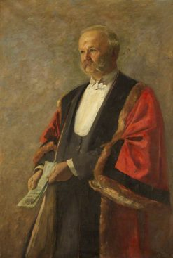 Alderman C. P. Billing | Ernest Bucknall | Oil Painting