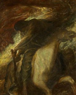 Death and the Pale Horse | George Frederic Watts | Oil Painting