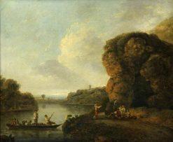 On the Banks of the River | Richard Wilson