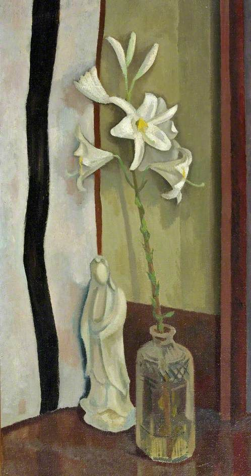 Lilies | Roger Eliot Fry | Oil Painting