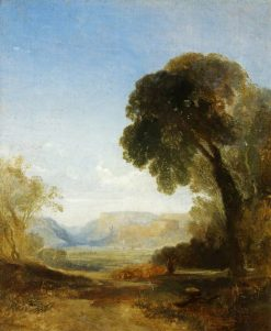 Clifton from Ashton Fields | William James Muller | Oil Painting