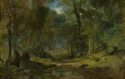 Nightingale Valley | William James Muller | Oil Painting