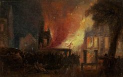 Bristol Riots: The Burning of Queen Square