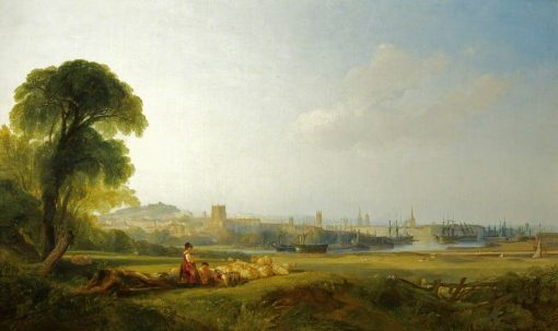View of Bristol | William James Muller | Oil Painting