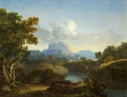 Classical Landscape | William James Muller | Oil Painting