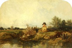 On the Medway | William James Muller | Oil Painting