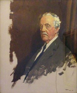 Arthur James Balfour (1848-1930)