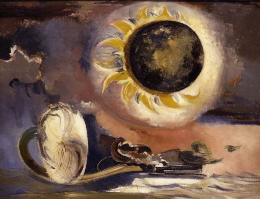 Eclipse of the Sunflower | Paul Nash | Oil Painting