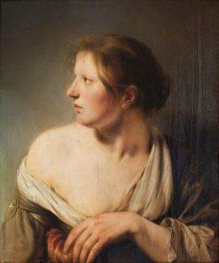 Portrait of a Woman | Salomon de Bray | Oil Painting