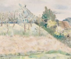 Landscape | Paul Nash | Oil Painting