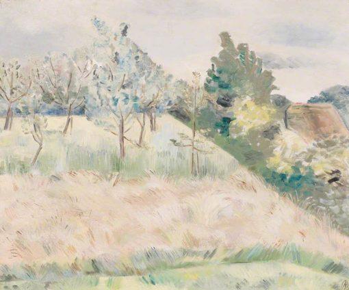 Landscape   Paul Nash   Oil Painting