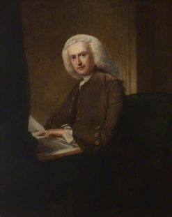 Dr Gowin Knight (1713-1772)