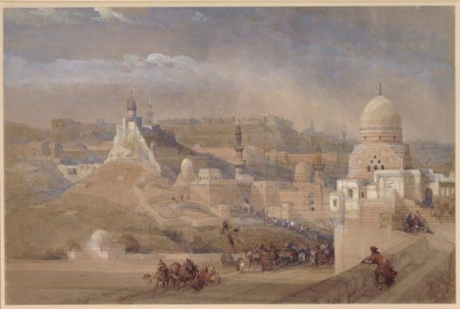 A View of Cairo | David Roberts | Oil Painting