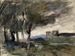 Woodland Road | Hercules Brabazon Brabazon | Oil Painting