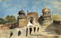 Aurungabad | Hercules Brabazon Brabazon | Oil Painting