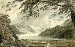 Lake of Lucerne near Altorf | John Robert Cozens | Oil Painting