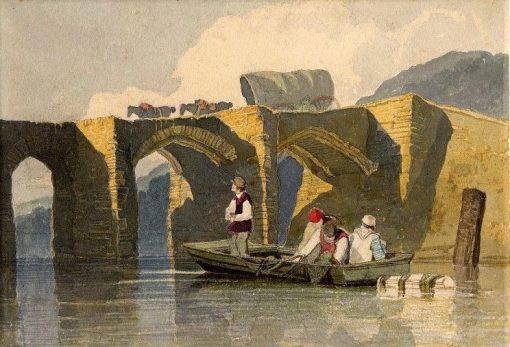 Bridge at Saltram