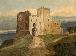 Powis Castle | John Sell Cotman | Oil Painting