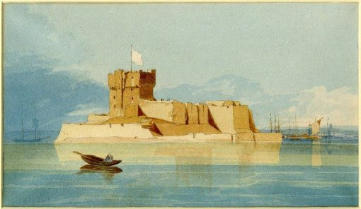 Mount and Fort of St Marion