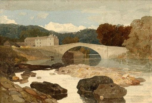Greta Bridge | John Sell Cotman | Oil Painting