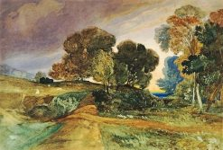 At Whitlingham | John Sell Cotman | Oil Painting