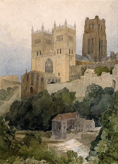 Durham Cathedral | John Sell Cotman | Oil Painting