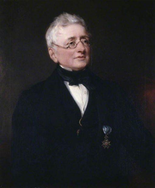 Sir Henry Ellis (1777-1869) | Margaret Sarah Carpenter | Oil Painting
