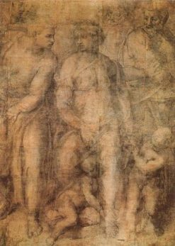 Epifania | Michelangelo | Oil Painting