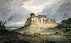 View of a Castle | Thomas Girtin | Oil Painting
