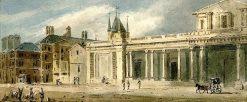 The Entrance to the Hotel du Grand Prieur du Temple