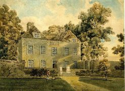 Dr Monro's house at Winster