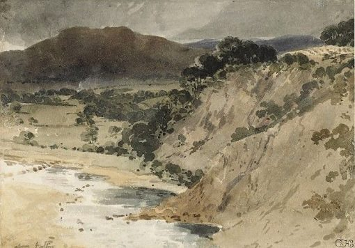 Above Bolton | Thomas Girtin | Oil Painting