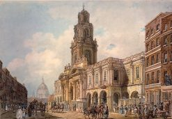 The Old Royal Exchange