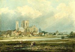 York Minster | Thomas Girtin | Oil Painting