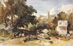 Lion' Tomb
