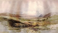 The Vale of Conway | William James Muller | Oil Painting