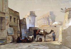 View of Luxor | William James Muller | Oil Painting