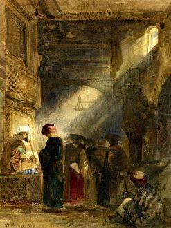 Opium Seller