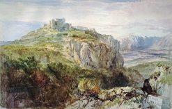 Tlos from the north-east | William James Muller | Oil Painting
