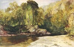 Lynmouth | William James Muller | Oil Painting