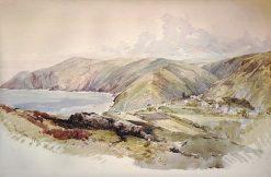 Lynton | William James Muller | Oil Painting