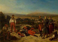 Comrades | Joseph Louis Hippolyte BellangE | Oil Painting